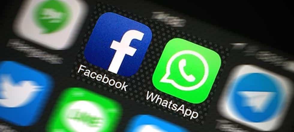 Grupo de Facebook y lista de WhatsApp