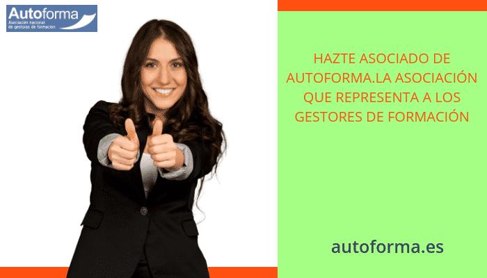 La asociación Autoforma en números y por qué debes asociarte