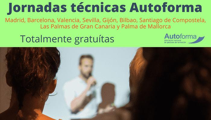 Jornadas técnicas Autoforma 2018