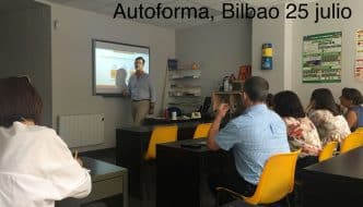 El pasado miércoles 25 realizamos la jornada técnica en Bilbao