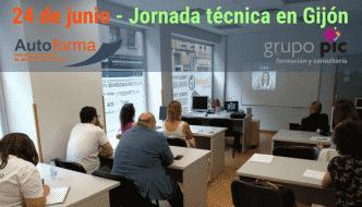 El martes 24 de junio tuvo lugar la jornada técnica de Gijón