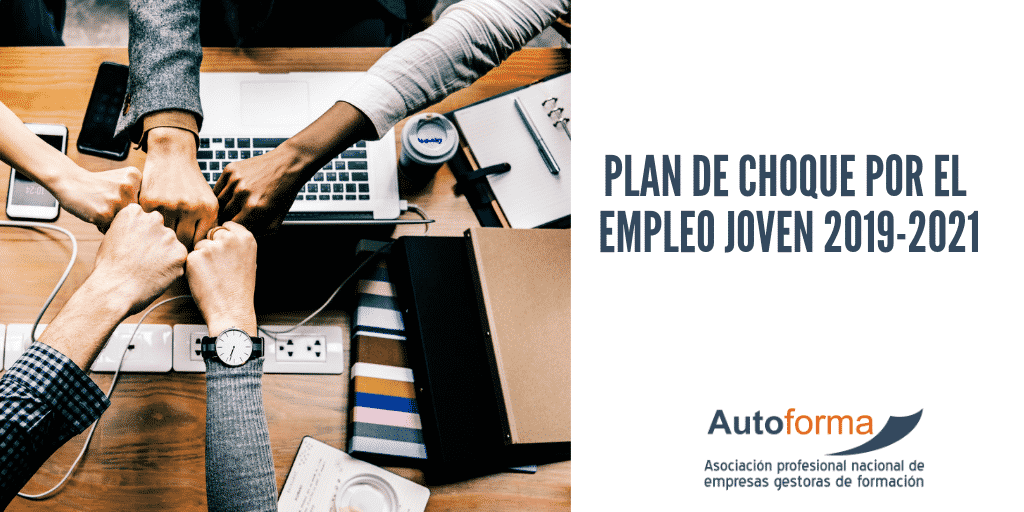 Plan de Choque por el Empleo Joven 2019-2021