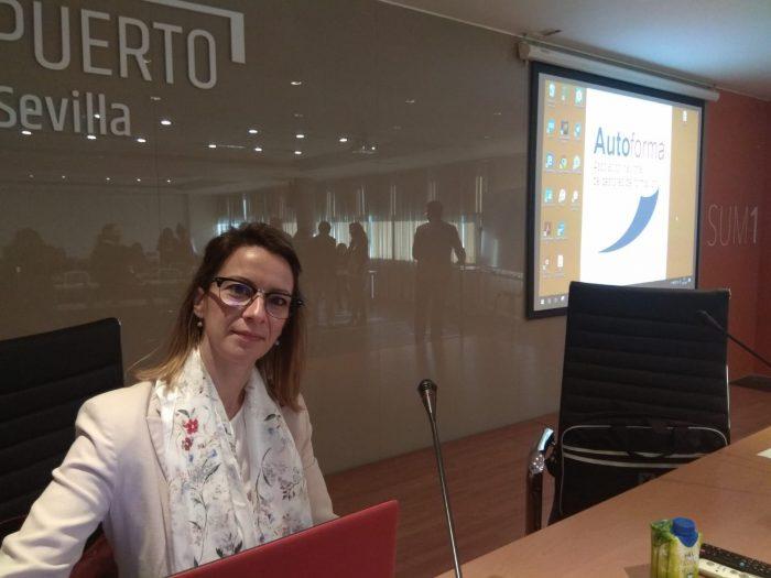 Autoforma participó con patricia Rosendo en una jornada de información y formación de la mano de nuestro socio IDEO Formación