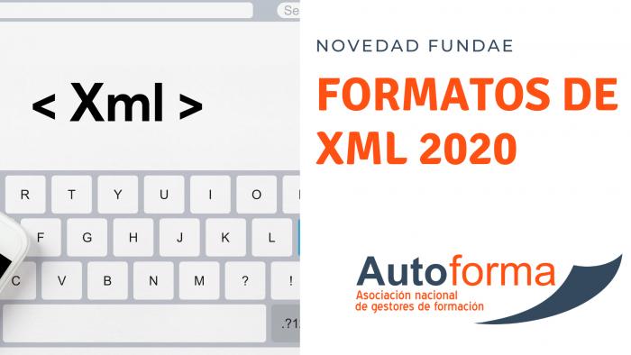 Formatos de XML 2020