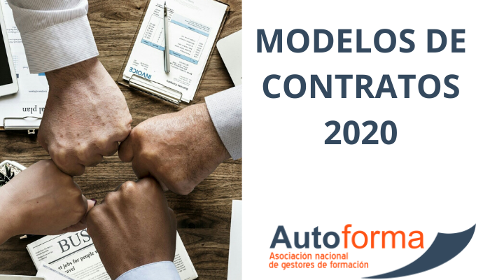 Modelos de contratos para el 2020