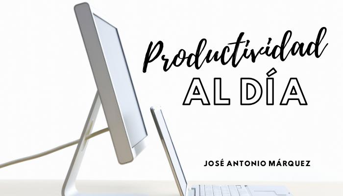 Presentación del podcast «Productividad al día»